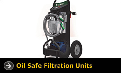Oil Safe Filtration Unit