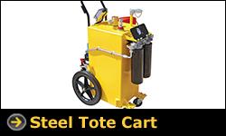 Steel Tote Cart