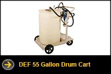 DEF 55 Gallon Drum