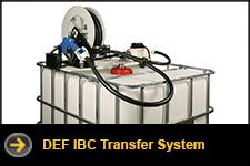 DEF IBC Transfer System