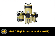 gold high pressure series