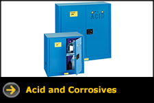 lyon acid and corrosive storage