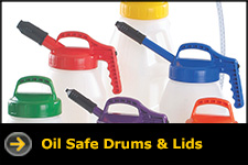 Drums and lids