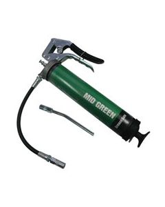 Pistol Grip Grease Gun - Dark Green