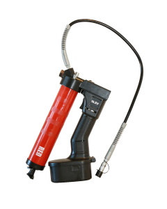 Steel Battery Powered HP Grease Gun Kit
